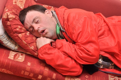down syndrome homme dormant